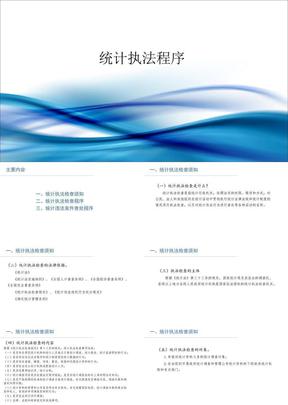 统计执法流程.ppt