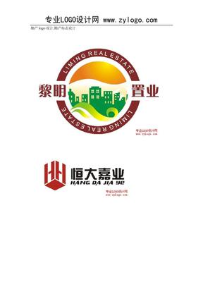 地产logo设计,地产标志设计.doc