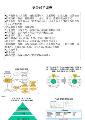 麦肯锡模式—企业战略规划模板.ppt