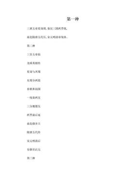 历史朝代歌.doc