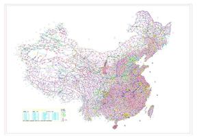 中国地图CAD完整版(用cad画出的中国地图).pdf