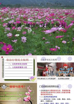 中职经济政治与社会课件第9课.ppt