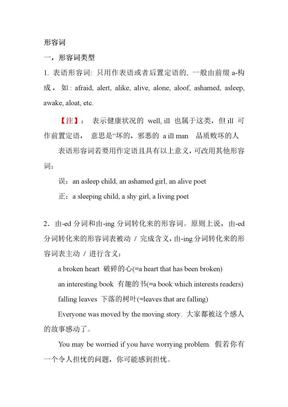英语语法--虚拟语气_历年真题形容词,副词用法.doc