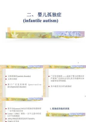 变态心理学第十二章-婴儿孤独症.ppt