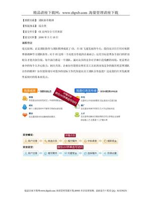 1207-团队协作精神讲义.doc