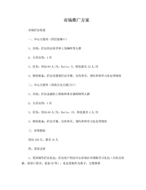 市场推广方案.doc