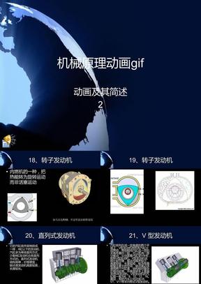 震撼大合集-2机械原理动画gif.ppt