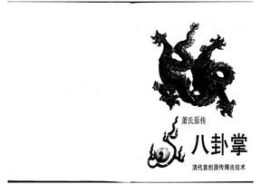 萧氏八卦掌函授教材.pdf