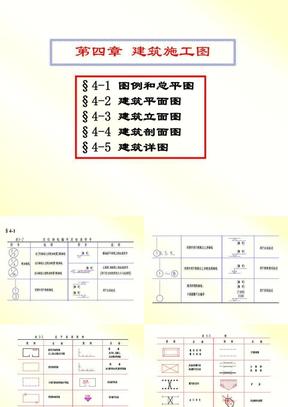 建筑识图_各种图示符号详解.ppt