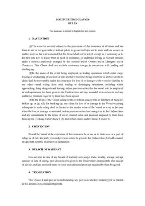 保赔协会船舶定期保险条款page298.doc