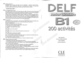 DELF Junior Scolaire B1 200 activités答案.pdf