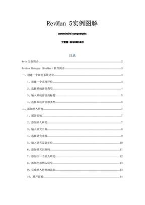 RevMan5实例图解-简版.pdf