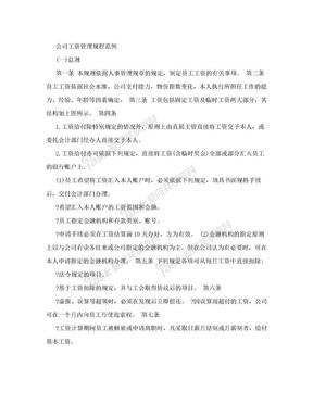 公司工资制度.doc