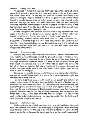 新概念第四册课文打印版