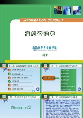 第二章 信息咨询基本原理与过程.ppt