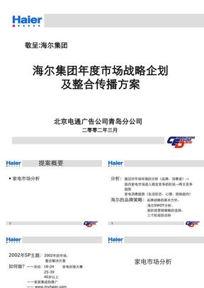 【海尔-电通企划全案】.ppt