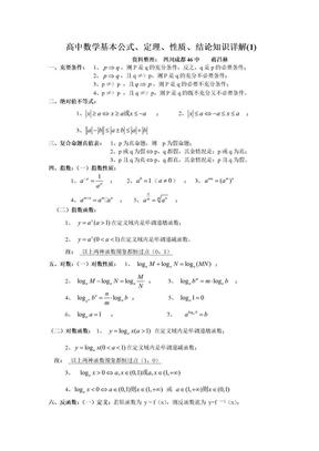 高中数学基本公式.doc