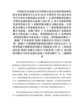 中国企业500强.doc