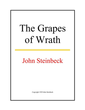 Steinbeck, The Grapes of Wrath.pdf