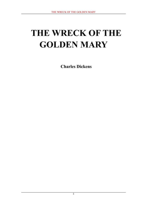 Wreck of the Golden Mary(金玛丽的遗骸).pdf