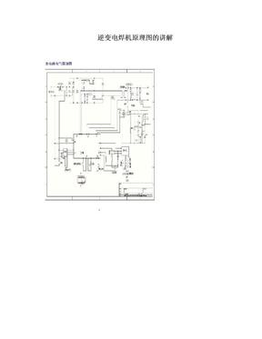 逆变电焊机原理图的讲解.doc
