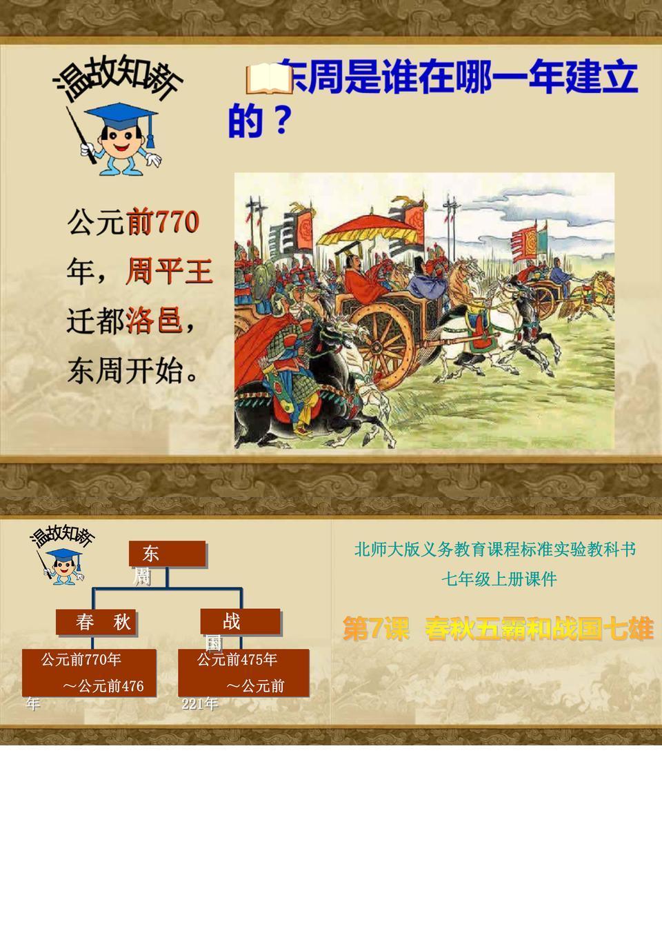 第7课  春秋五霸和战国七雄课件.ppt