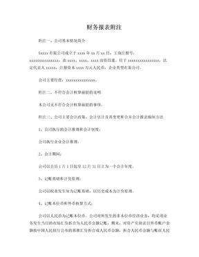 财务报表附注说明.doc