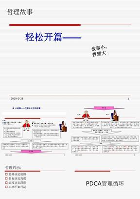 管理方法之PDCA循环经典讲义PPT.ppt