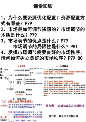 政治:4.9.2《社会主义市场经济》课件(新人教必修1).ppt