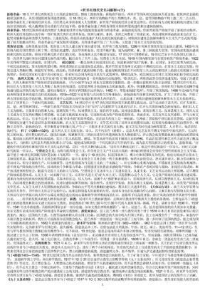 世界近现代史名词解释_2010考研专用.doc