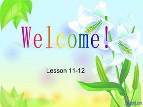 新概念英语第一册第11-12课件.ppt