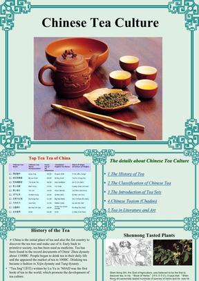茶文化PPT英文版.ppt