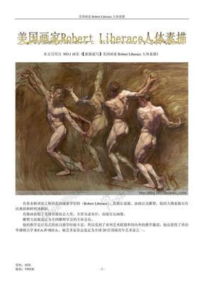 美国画家Robert Liberace人体素描.pdf