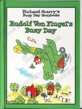 [Richard.Scarry]Rudolf.Von.Flugels.Busy.Day.pdf