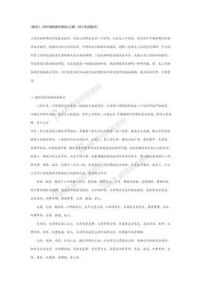三国官制的组织和特点[附三国主要武将表.doc