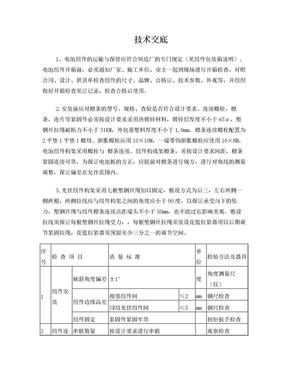 屋顶分布式光伏发电技术交底.doc