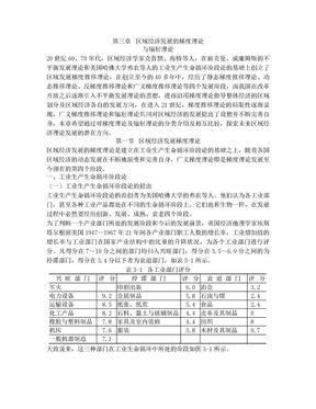 区域经济发展的梯度理论.doc