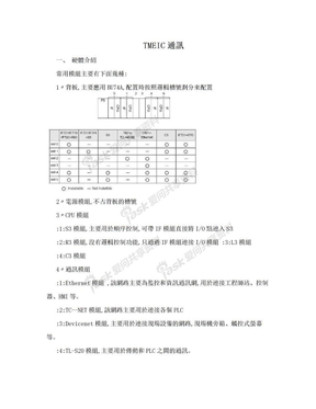 TMEIC通訊.doc