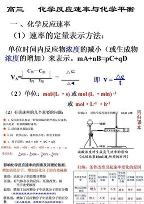 化学反应速率与平衡.ppt