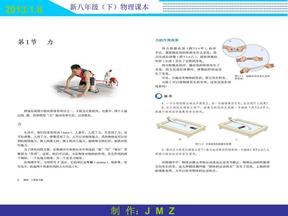2013人教版物理八年级下册电子课本.pdf