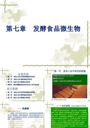 发酵食品微生物.ppt