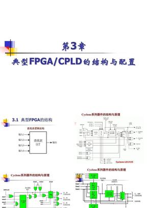 《EDA技术与Verilog设计》第3章:典型FPGA、CPLD的结构与配置.ppt