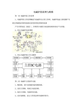 电磁炉的原理与维修.doc