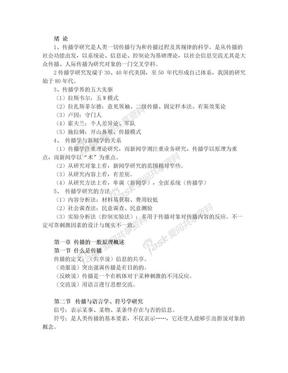整理过陈龙《大众传播学导论》笔记连载.doc