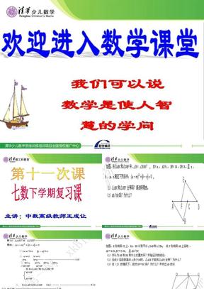 北师大版七年级数学下册总复习.ppt