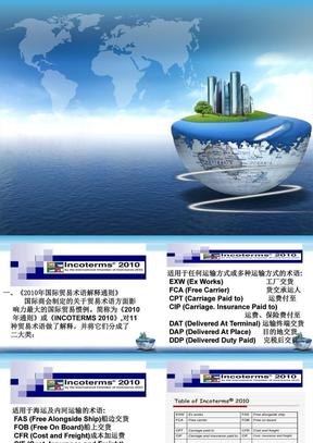 INCOTERMS2010解析与历年国际商务单证考试内容分析.ppt