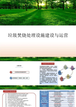 七、垃圾焚烧处理设施建设与运营(吴燕琦).ppt
