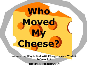 Who Moved My Cheese(Illustrated)英文版.pdf