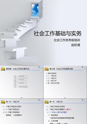 社会工作员考前培训第四章(赵钦清).ppt