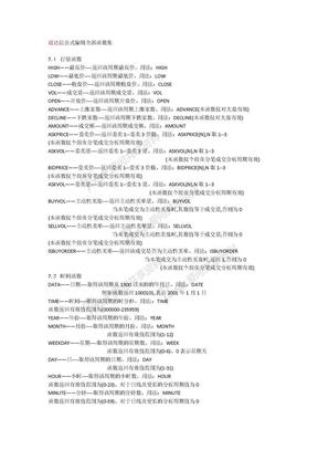 通达信公式编辑全部函数集.doc